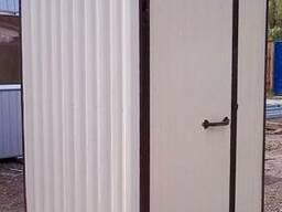 Душевая кабина для дачи (летний душ)