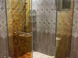 Душевая кабина стеклянные