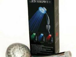 Душевая лейка со светодиодной подсветкой Led shower SKL11-261340