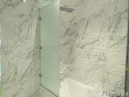 Душевые ограждения для ванной стеклянные