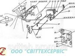 ДВ 1784, ДВ 1786, ДВ 1788, ДВ 1792 Электрооборудование
