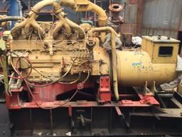 Два судовых дизель генератора MAN