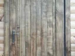 Дверь из ясеня