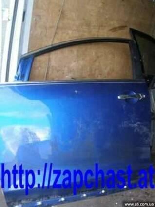 Дверь передняя б/у Mazda 2, 3, 6, CX-7, СХ-7-1, CX-9