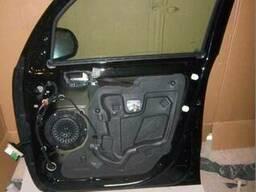 Стекло в крышку багажника в двери Citroen C3 picasso 08-15