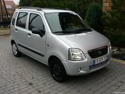 Дверь передняя, задняя: Suzuki Wagon R (Сузуки Вагон Р )