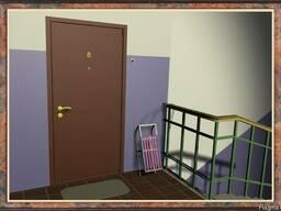 Дверь подъездная, тамбурная. Двери в подъезд/тамбур/квартиру