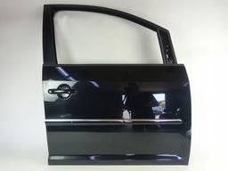 Дверь правая передняя VW Touran II LC9X