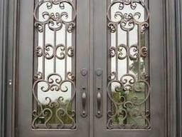 Дверь в парадную