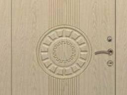 Дверь входная металлическая «Люкс», модель Толедо. ..