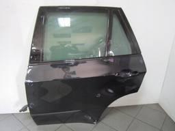 Дверь задняя левая BMW X5 E70.