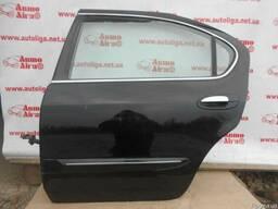 Дверь задняя левая комплектная Nissan Maxima (A33) 00-06.