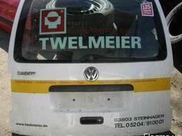Дверь задняя (ляда) Volkswagen Caddy III (2004г-2015г)