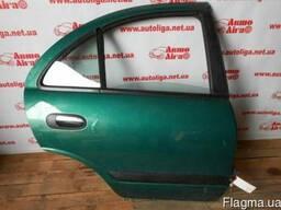 Дверь задняя правая комплектная Nissan Almera (N16) 00-06 б/