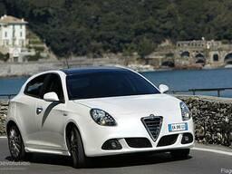 Двери бампер крыша фары Разборка Alfa Romeo Giulietta 10-14