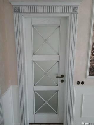 Двері дерев'яні від виробника