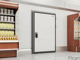 Двери для охлаждаемых помещений и морозильных камер