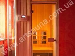Двери для сауны, дверь в баню Valte 700*1900