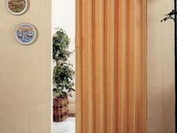 """Двери-гармошка """"SOLO"""" межкомнатные, 0. 82м х 2. 03м"""