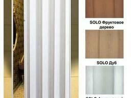 Двери-гармошка Vinci Decor Solo ПВХ оригинал 100%