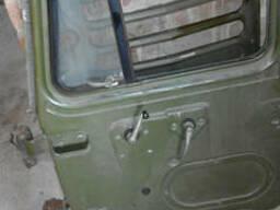 Двери ГАЗ-66