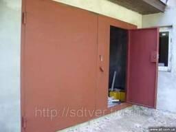 Двери и ворота гаража недорого