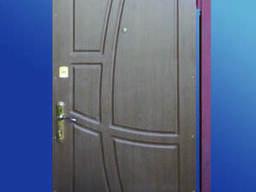 Двери и ворота металлические, двері металеві в Харкові
