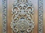 Двери из массива дерева - фото 2