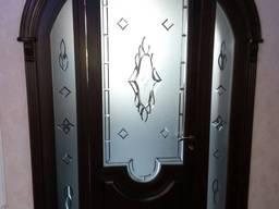 Двери из массива. Донецк