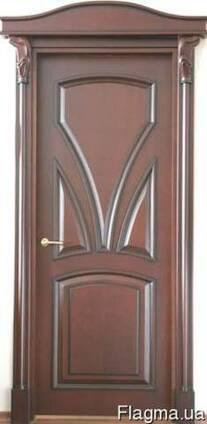 Двери из натурального массива (сосна, ольха, ясень, дуб)
