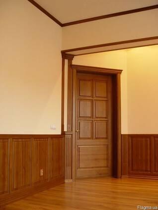Двери из Натуральной Древесины/Деревянные Двери