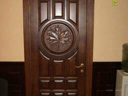 Двери из ясеня. Двери из массив ясень