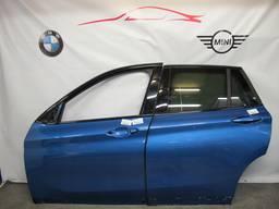 Двери левые комплектные передняя/задняя (цвет B45) BMW X1 F48, М-пакет