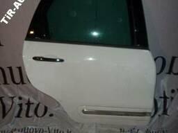 Двери левые правые Fiat 500 07-14 б/у