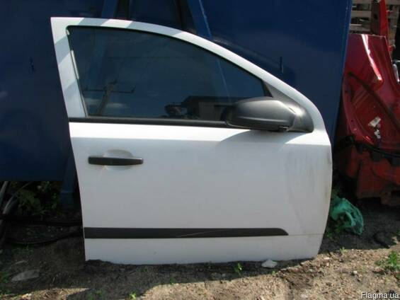Двери левые правые перед зад Opel Astra H 04-09 б\у