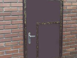 """Двери металлические, бронированные. """"Броневик""""Днепрпетровск."""