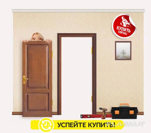 Двері МДФ Укоси Дверні