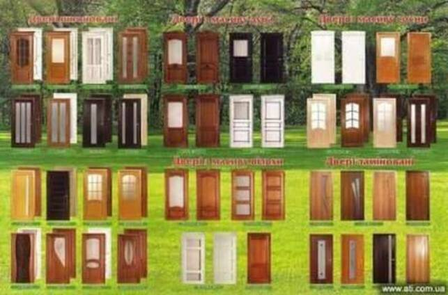 Двери межкомнатные Новая Каховка