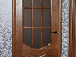 Двери межкомнатные Престиж каштан