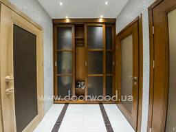 Раздвижные деревянные Двери межкомнатные перегородки