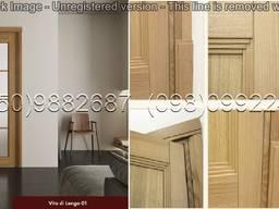 Двери межкомнатные, входные из натуральных пород дерева - photo 8