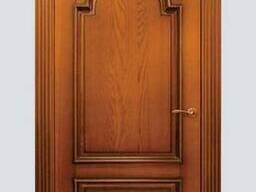 Двери межкомнатные-входные на заказ измассива