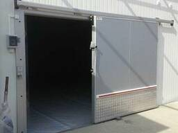Двери морозильные -высокотехнологичные элитные изделия ASPI