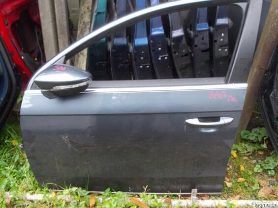Двери передние задние правые левые Passat B7 10-14