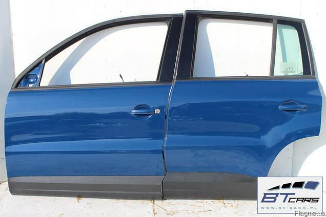 Двери передние задние правые левые VW Tiguan 07-14