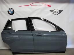Двери правые комплектные передняя/задняя (цвет C3N) BMW X1 F48