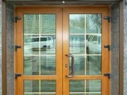 Двери ПВХ. Металлопластиковые. Входные и межкомнатные двери.