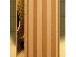 Двери раздвижные гармошка Vinci Dekor Бук оригинал 100%