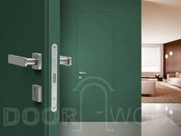 Двери скрытого монтажа Скрытые двери без наличников DoorWooD