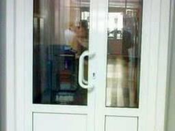 Двери со штульповым открыванием в Одессе